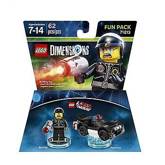 Bad Cop (Lego Film) Lego Dimensionen Spaß Pack