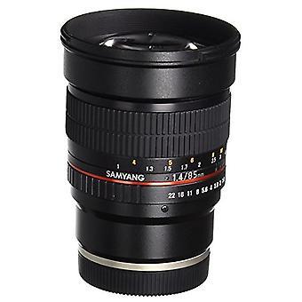 Samyang sy85m-e 85mm f1.4 asphärisches Hochgeschwindigkeitsobjektiv für Sony E-Mount Kameras