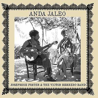 Josephine Foster & The Victor Herrero Band - Anda Jaleo CD
