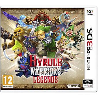 Hyrule guerriers Legends jeu 3DS