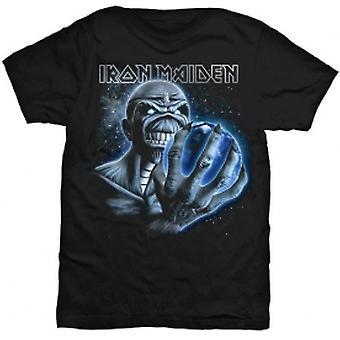 Iron Maiden A Eri maailma Miesten TS: X Suuri