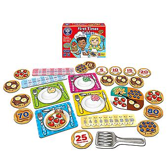 Orchard Toys First Times Tables Game Educational Learn Math Multiplication Count