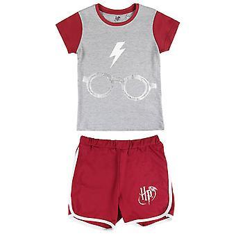 Children's Pyjama Harry Potter Grey