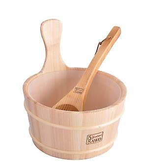 Natural Wooden Spoon Accessory