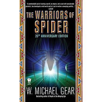 Los guerreros de la araña por W Michael Gear