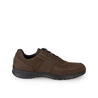 Chaussures Zian Confort 109113 Couleur Brun1