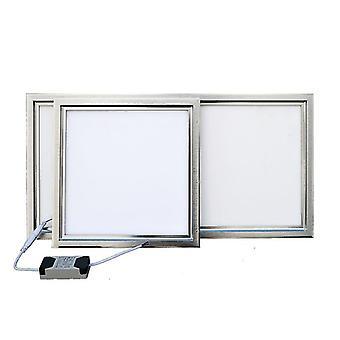 Integreret Loft Led Panel Lamp - Køkken Badeværelse Embedded Aluminium Kile