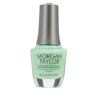 Morgan Taylor Mint Choc Chip Lyxig Smidig Långvarig Nagellack Lack