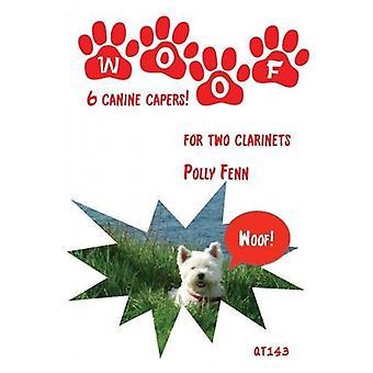 Woof! (Polly Fenn ) CLARINET DUET
