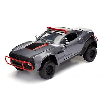 Fast and Furious 8 Lettys Rally Fighter 1:24 Scale Jada 98297