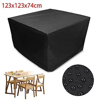 Outdoor furniture covers furniture cover waterproof covers for rattan table cube seat outdoor