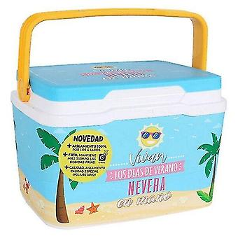 Beach sand toys portable fridge blue/25 l