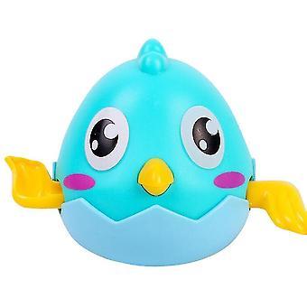 Bath toys chick baby bath toys bathtub shower toys for toddlers kids boys girls 8.5X9.5Cm green