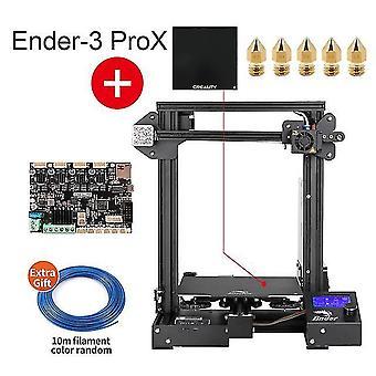 Ender-3 pro 3D-Drucker Kit Creality 3D verbesserte cmagnet Bauplatte Meanwell Power Resume Power