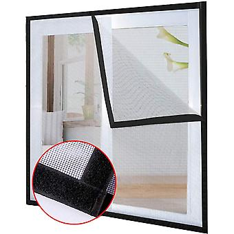 Cat Protection Net With Adhesive Tape, For Mosquito Net Balcony Window (1.2 * 1.5m)