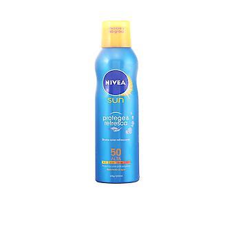 Nivea Sun Protege & refresca Bruma Spray Spf50 200 Ml Unisex