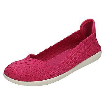 Naiset maanläheinen taulu luistaa kutoa kengät F80219