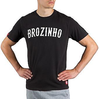 Scramble Brozinho T-Shirt - Black