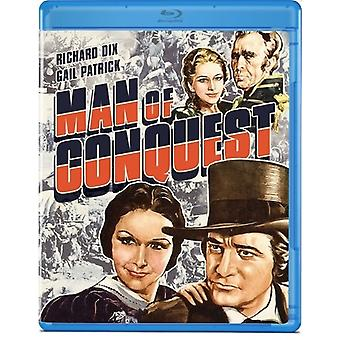 Man of Conquest [BLU-RAY] USA import