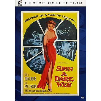 Tourner une importation USA Dark Web [DVD]