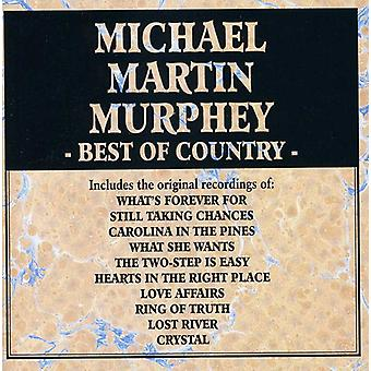 Michael Martin Murphey - Best of Country [CD] USA import
