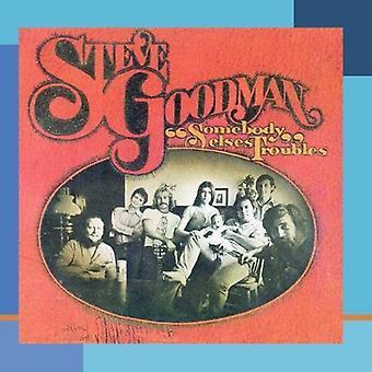 Steve Goodman - Somebody Else's Troubles [CD] USA import