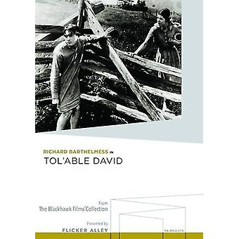 Tol'Able David [DVD] USA import