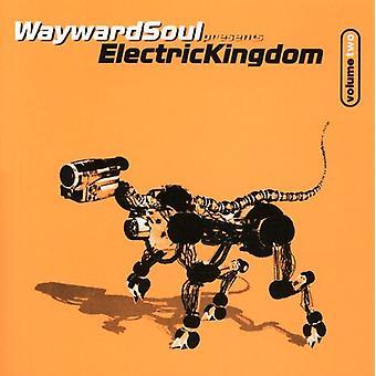 Electric Kingdom - Vol. 2-Electric Kingdom [CD] USA import