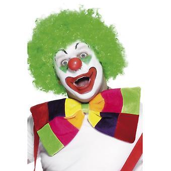 Pelle lentää jättiläinen lentää Monivärjätyt Clownkostüm