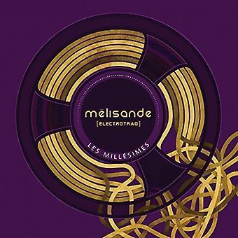 Melisande - Les Millesimes [CD] USA import