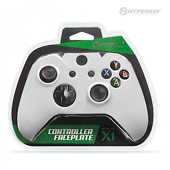 Xbox One Controller Faceplate (wit) - Hyperkin