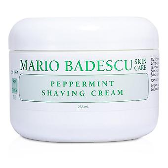 Mario Badescu Peppermint Shaving Cream - 236ml/8oz