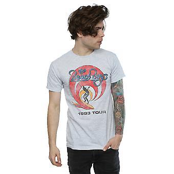 Beach Boys Men's Surfer 1983 T-Shirt