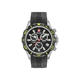 Swiss military Hanowa mens watch 06-4305.04.007.06 patrol Chrono