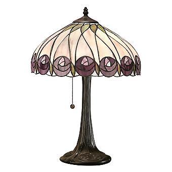Interiors 1900 Hutchinson Tiffany Table Lamp