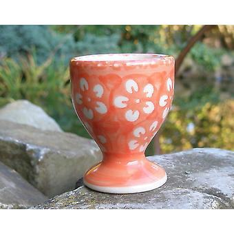 Oeuf Cup, Bolesławiec orange, BSN m-4572