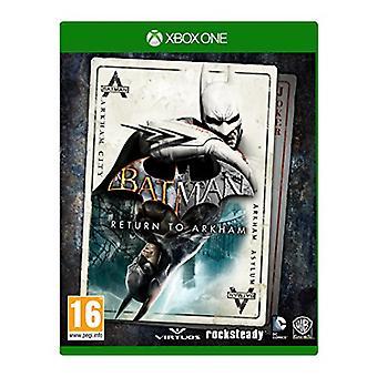 Batman Return to Arkham - New