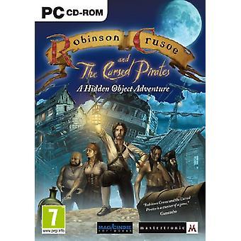 Robinson Crusoe and The Cursed Pirates (PC DVD) - Neu