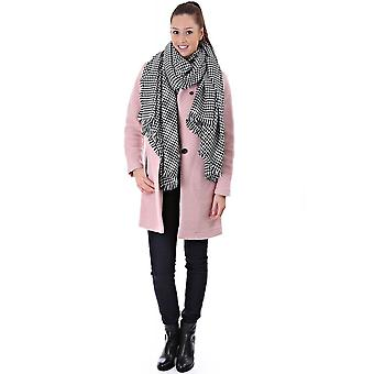 Maison Scotch afgestemd Fit wol jas