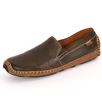 Pikolinos Castor Zeewier Leder 09Z55511C1 universeel het hele jaar heren schoenen