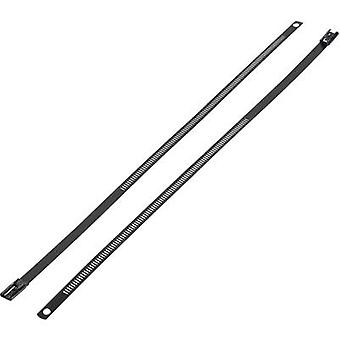 KSS ASTN-610 ASTN-610 Cable tie 610 mm 7 mm Black Coated 1 pc(s)