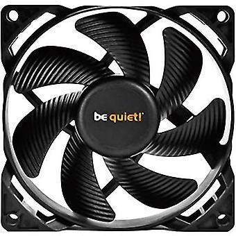 مروحة بيكويت محض أجنحة 2 PC الأسود (ث × ح س د) 92 × 92 × 25 مم