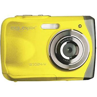 EasyPIX W1024-jeg Splash Digital kamera 16 MPix gule undervanns kamera