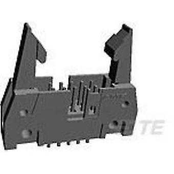 TE Connectivity Pin strip + ejektori (kauan) yhteyttä välistys: 2.54 mm nastat määrä: 10 No. rivien: 2 1 PCs()