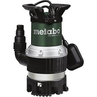 Metabo TPS 14000 S COMBI 0251400000 Clean water submersible pump 14000 l/h 8.5 m