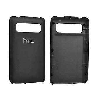 OEM HTC Trophy 6985 Battery Door Cover / Door (Black) (Bulk Packaging)