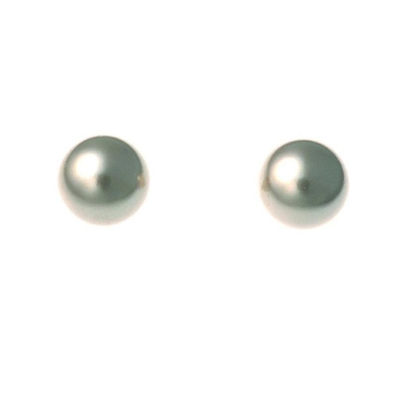 Oliver Weber Post Earring White Pearl