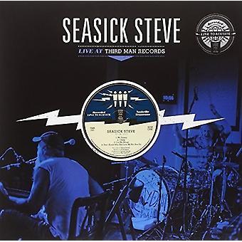 Seasick Steve - Live at derde Man Records 10-26-2012 [Vinyl] USA import