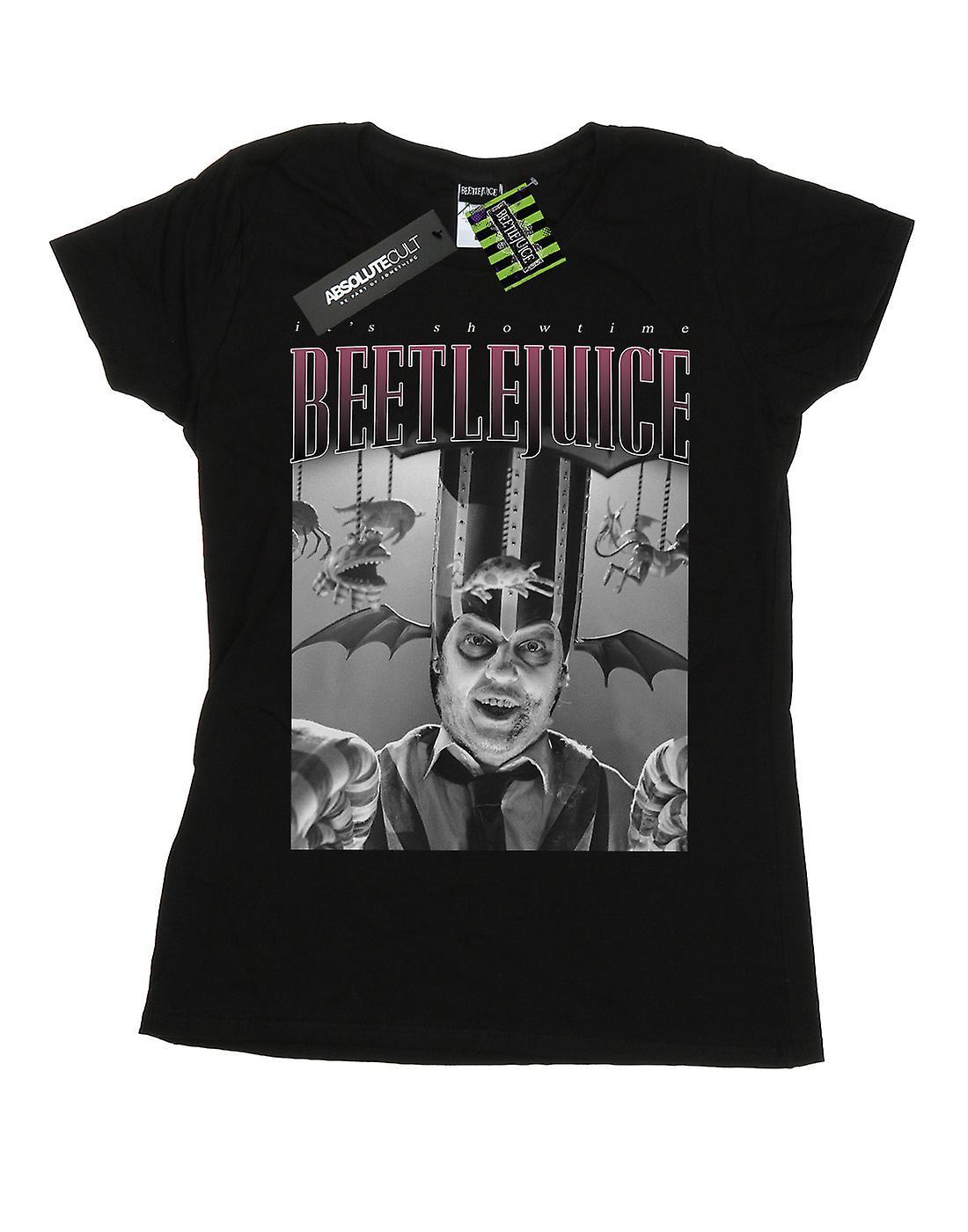Beetlejuice Women's Circus Homage T-Shirt