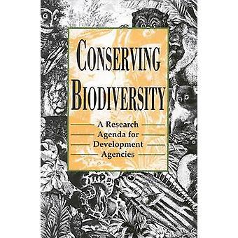 Conservazione della biodiversità - un programma di ricerca per le agenzie di sviluppo b